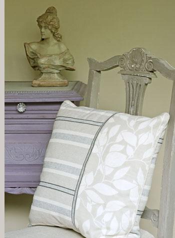 as cushion
