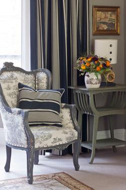 Annie Sloan Fabric Tutorials