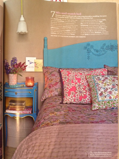 As Featured in Country Homes & Interiors Magazine