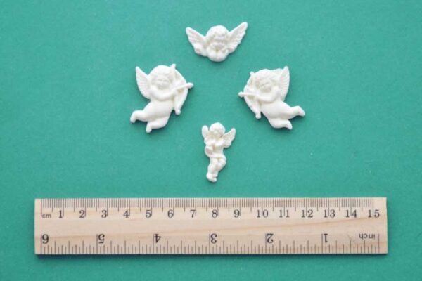 Tiny Cherubs Moulding Set