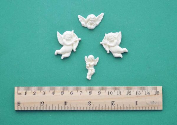 Tiny Cherubs Moulding Set