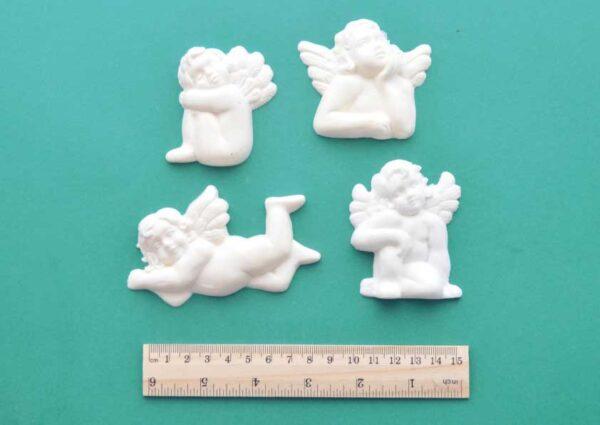 Set of Cherub Mouldings