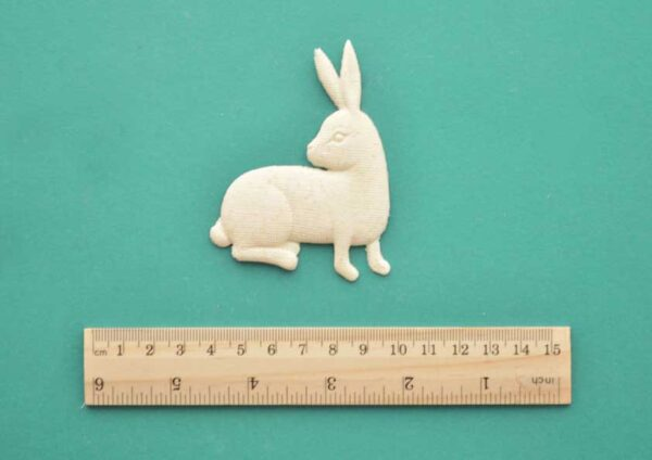 Medieval Rabbit Resin Moulding