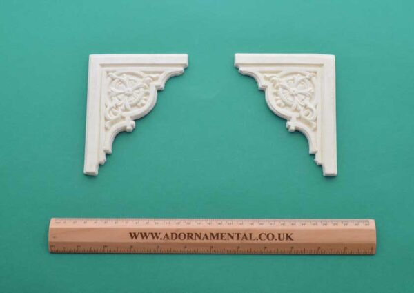 French Regency Corner Mouldings