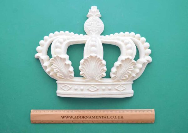 Ornamental Crown Resin Moulding