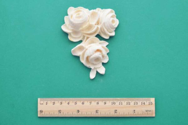 Rose Cluster Drop Moulding