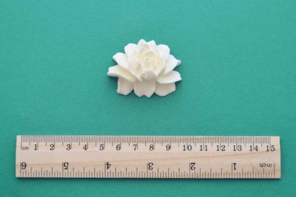 Lotus Flower Resin Moulding