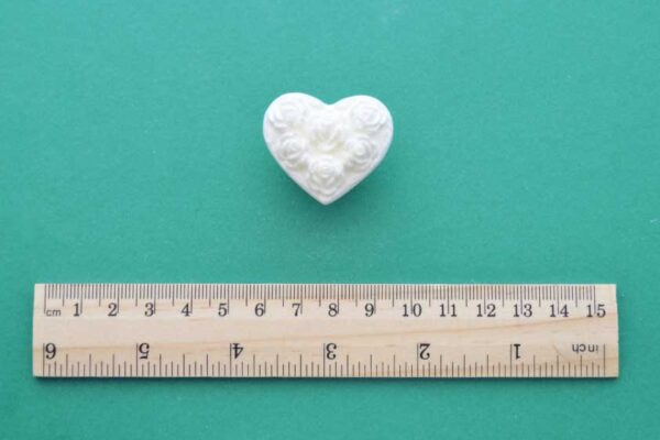 Heart Knob Pull Moulding
