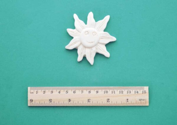 Cute Sun Resin Moulding