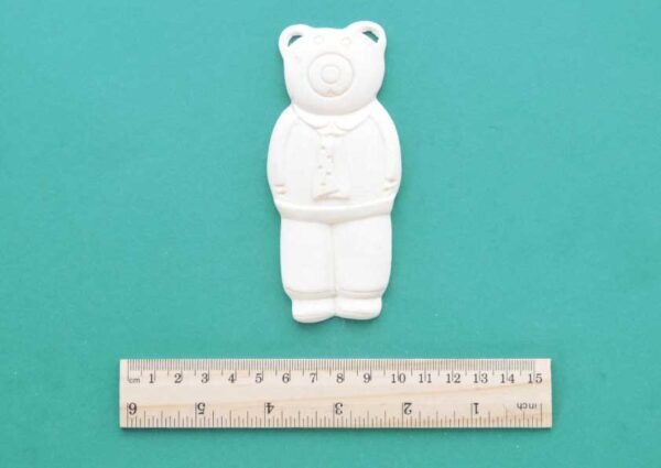 Cute Teddy Bear Moulding