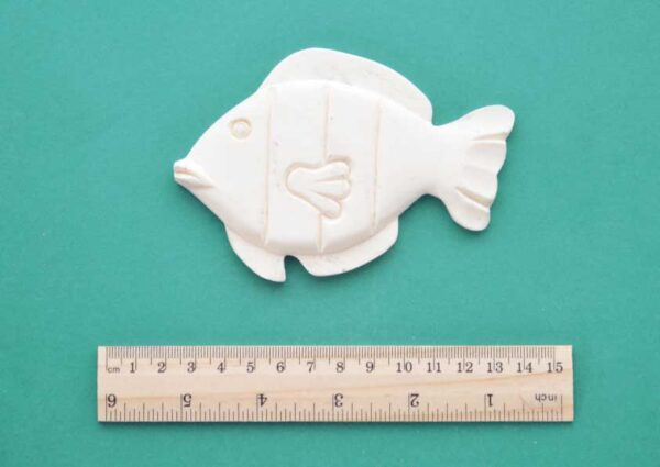 Cute Fish Resin Moulding