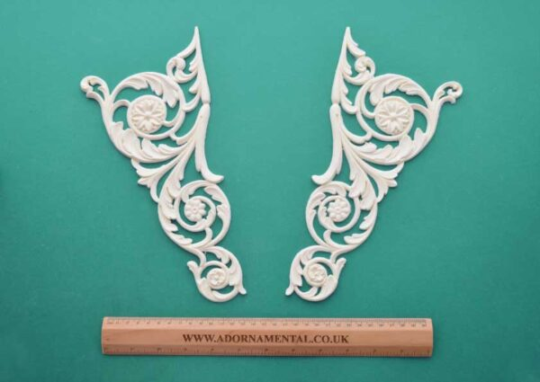 XL Victorian Scroll Mouldings