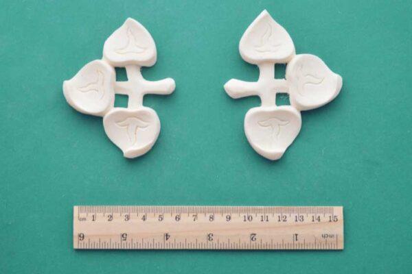 Leaf Design Mouldings