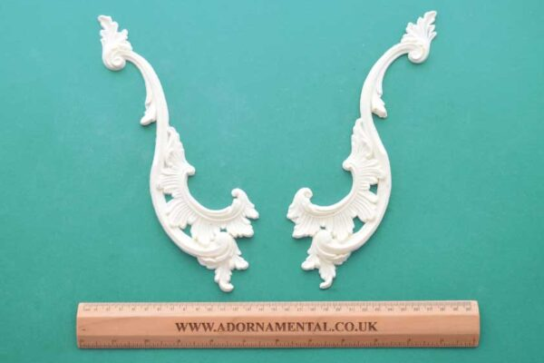 XL Ornate Scroll Mouldings