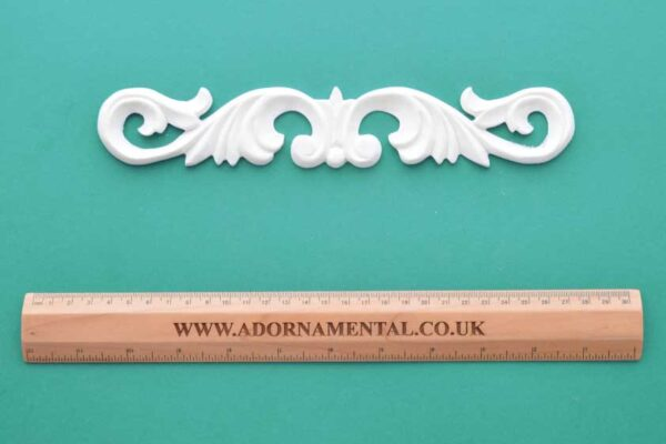 Acanthus Centrepiece Resin Moulding