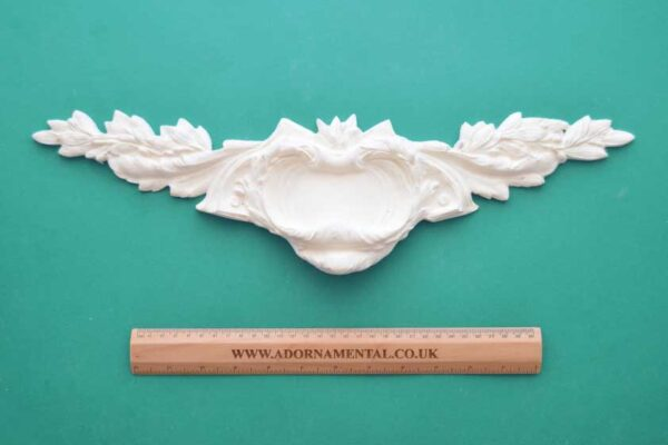 Large French Pediment Moulding