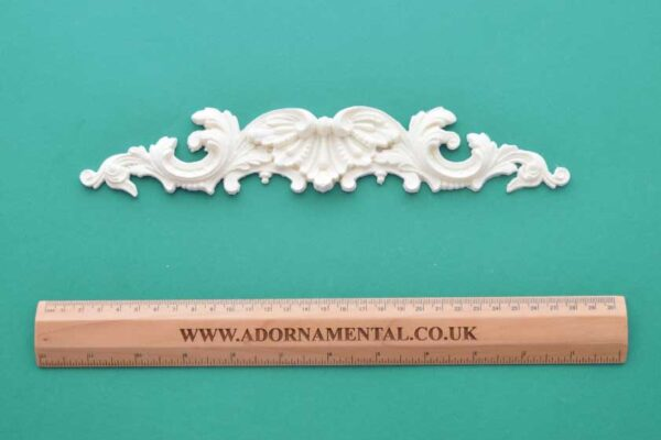 French Regency Feather Centrepiece