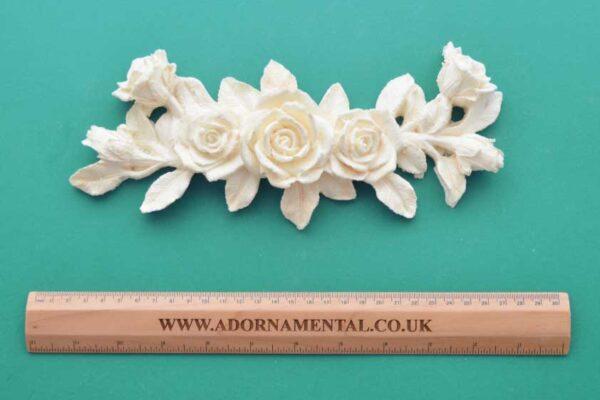 Rose Bouquet Centrepiece Moulding