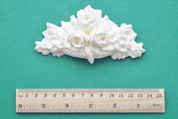Rose Basket Centrepiece Moulding