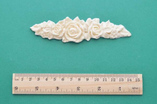 Rose Bouquet Cluster Moulding
