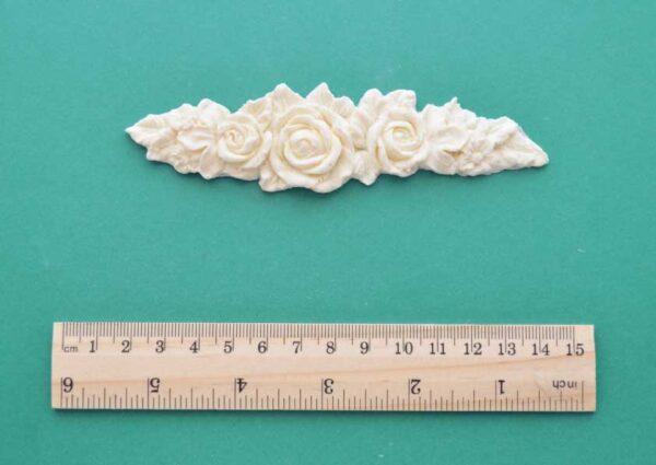Rose Bouquet Cluster Moulding