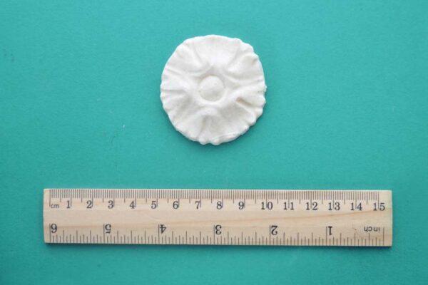Medium Simple Medallion Moulding
