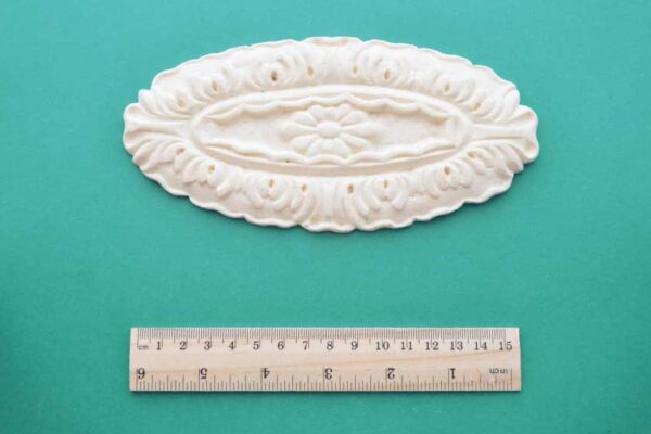 XLarge Victorian Oval Moulding