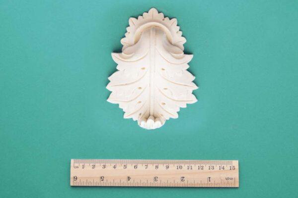 Leaf Centrepiece Resin Moulding