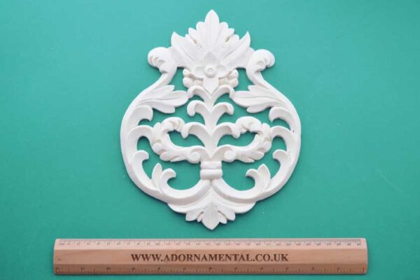 Leaf Scroll Centrepiece Moulding