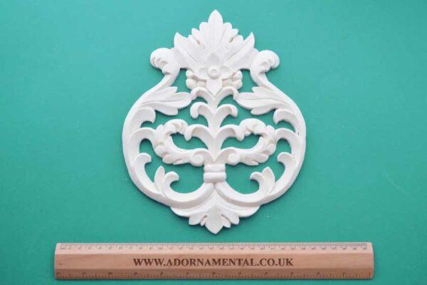 Leaf Scroll Centrepiece Moulding