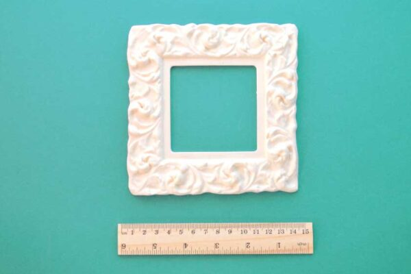 Floral Scroll Switch Surround