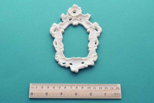 Plume Frame Moulding