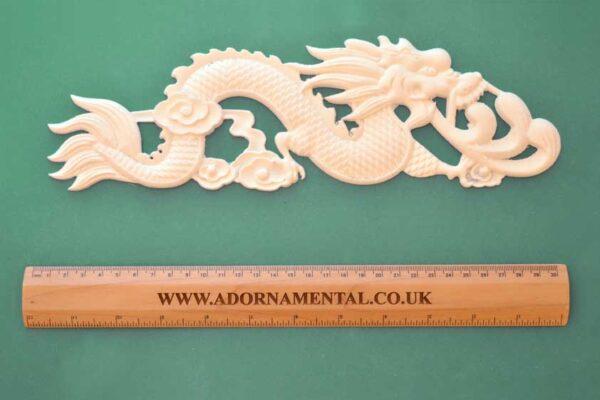 Chinese Dragon Facing Right