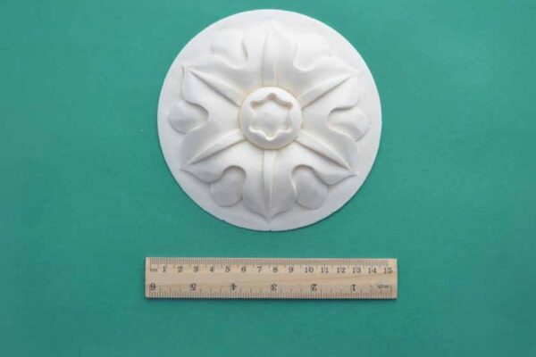 Large Architectural Rosette