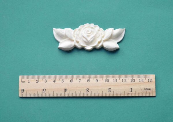 Symmetrical Rose Centrepiece